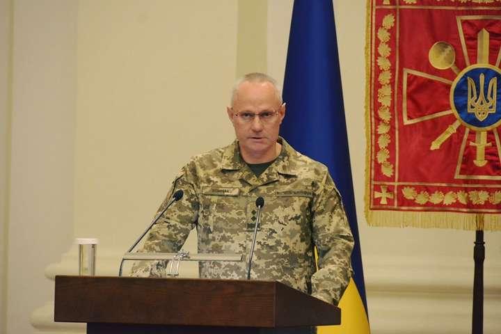 Новий начальник Генштабу розповів, як змінюватиме Збройні сили