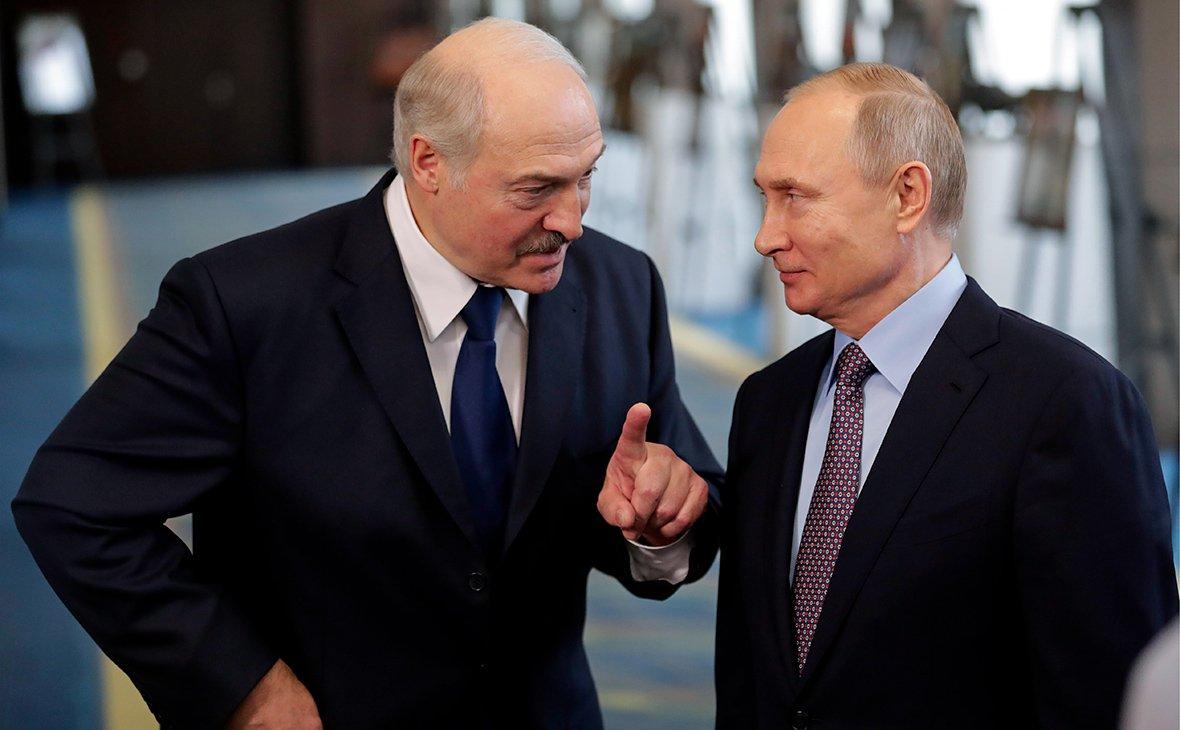 Переговоры Путина и Лукашенко завершились, они продолжались более 4 часов