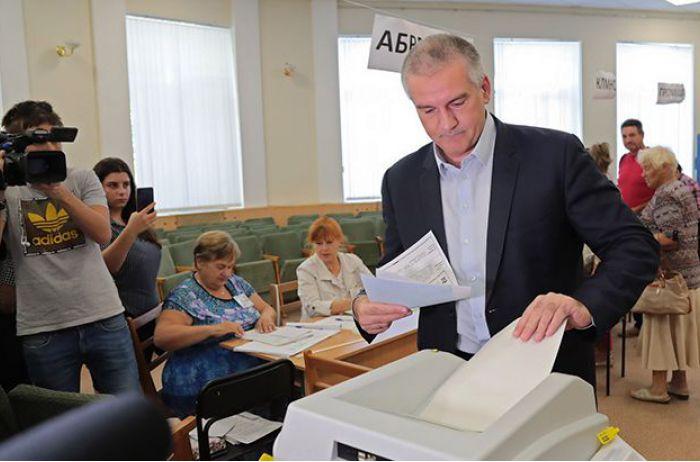 Рада признала нелегитимными «выборы» в аннексированном Крыму