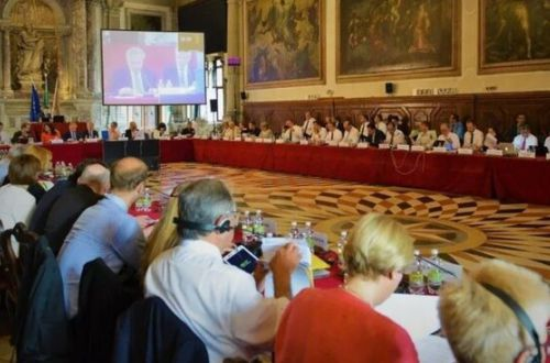 Стало известно, когда Венецианка предоставит заключение по законопроекту КСУ