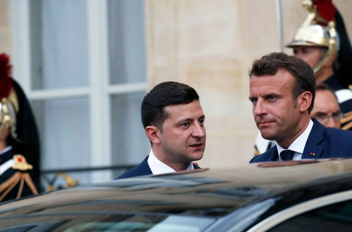 Встреча в нормандском формате: что задумали Германия и Франция