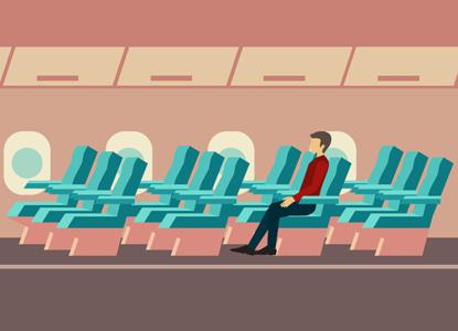 Заплатит ли работодатель за перелет «Комфортом» в командировке