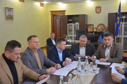 3 лютого відбудеться чергове засідання сесії Тернопільської обласної ради