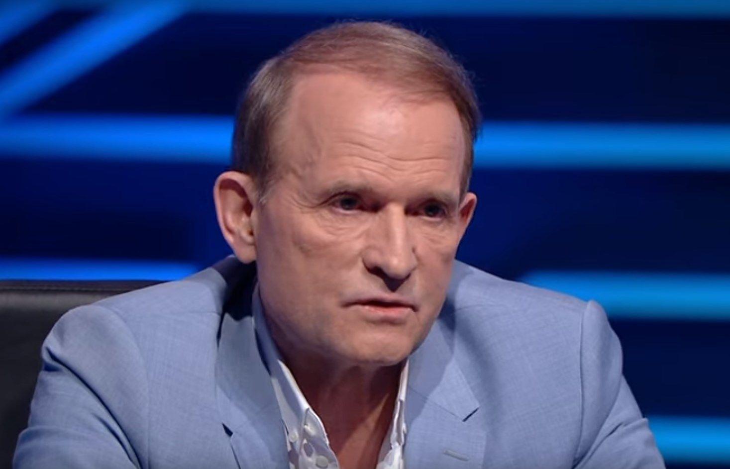 Медведчук: В работе с Радой Зеленский допустил очень серьезные тактические ошибки