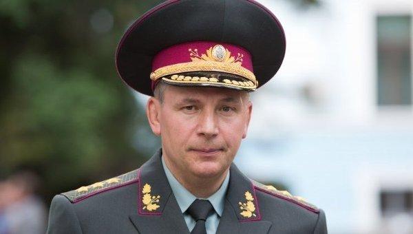 Начальник УГО Гелетей подал в отставку