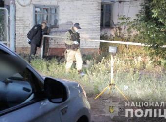 Обнародовано видео ликвидации полтавского автоугонщика (ВИДЕО 18+)