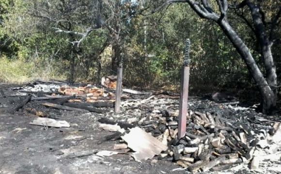Пожежа у волинському селі: хлів згорів вщент, хату врятували
