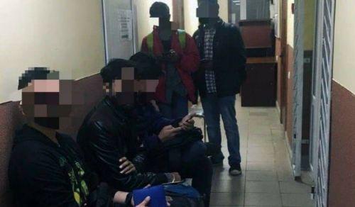 У Тернополі затримали нелегалів з Молдови, Конго і Зімбабве