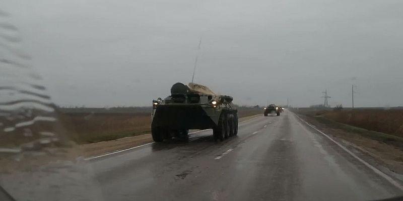 Маневры россиян в Крыму приняли за попытку наступления на Украину: что известно