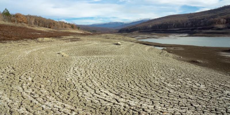 Оккупационные власти Крыма в панике: запасы Симферопольского водохранилища почти истощились