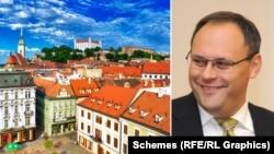 «Схеми» показали низку майна та активів родини Каськіва у Словаччині