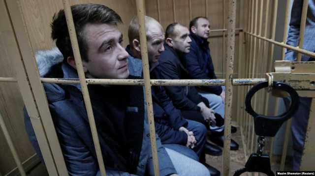 Суд у Москві залишив під арештом чотирьох українських моряків, – адвокат