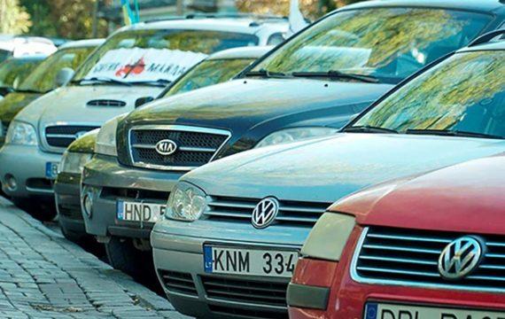 Украинцам прогнозируют падение цен на б/ушные автомобили