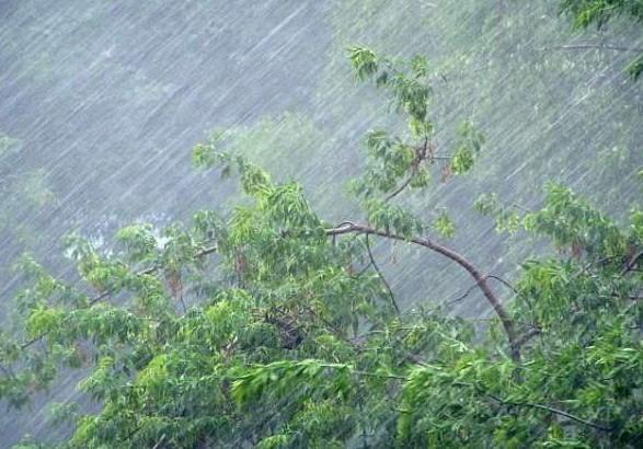 В окремих регіонах України оголошено штормове попередження - Горячие новости