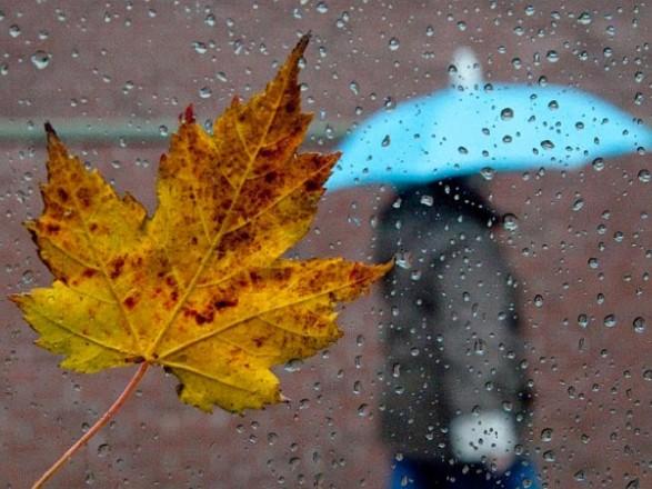 В Україну ідуть дощі і похолодання