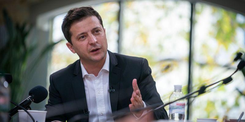 """""""Все против"""": Зеленский заговорил о прямой встрече с Путиным"""
