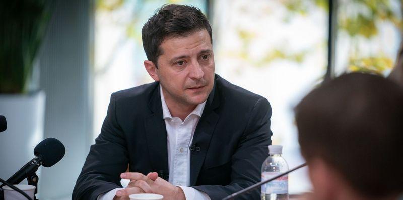 Зеленский назвал свою миссию на посту Президента Украины