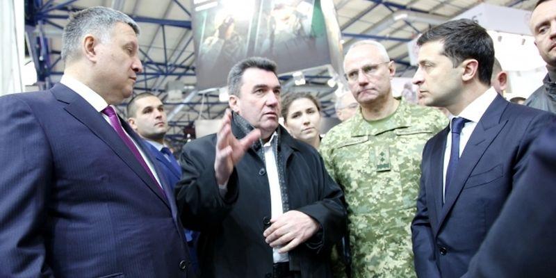 Зеленский о новом секретаре СНБО: Он профессиональный человек