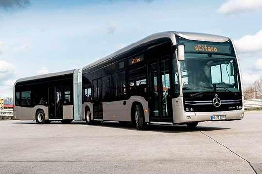 Mercedes-Benz вывел на мировой рынок новые модели автобусов