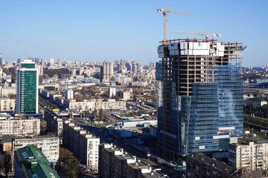 Офисы в центре Киева все еще интересны