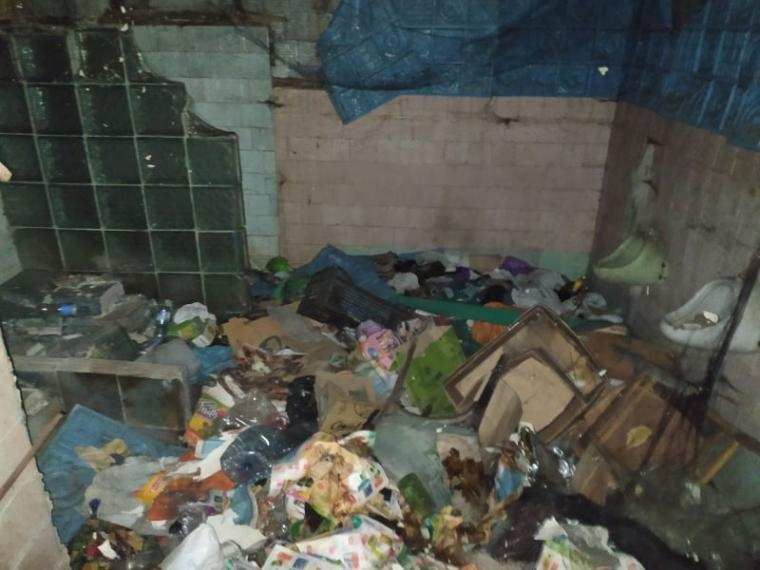 У Львові загорівся туалеті підземельні (ФОТО)