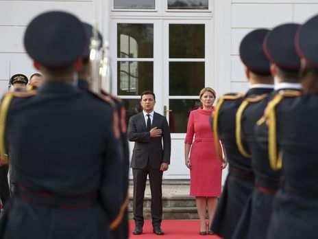 Режим тиші на Донбасі крихкий, але він обов'язково має продовжуватися – Зеленський
