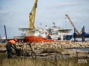 """Литва назвала """"Північний потік – 2"""" геополітичним проєктом і закликала зупинити його будівництво"""