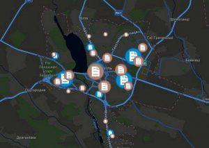 У Тернополі створили інтерактивну карту боржників за комуналку