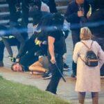 У Мінську силовики розганяють протестувальників