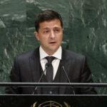 Питання Криму та Донбасу не мають стати звичними елементами міжнародного пейзажу – Зеленський