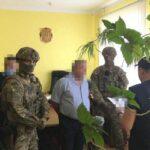 СБУ затримала керівника державної податкової інспекції Тернополя на вимаганні $40 тисяч