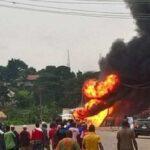 Мощный взрыв сотряс столицу Нигерии: десятки пострадавших