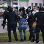Білоруські силовики затримали понад 300 мітингувальників - правозахисники