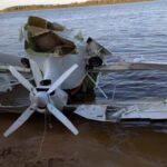 У Росії літак впав у річку, дві жертви