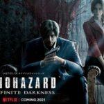 Замок, зомби, два ствола: Netflix выпустит сериал Resident Evil Infinite Darkness сКлэр иЛеоном
