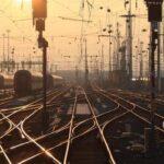 У Кривому Розі почався протест залізничників