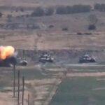Азербайджан уничтожает армянские танки в Карабахе: опубликовано новое видео