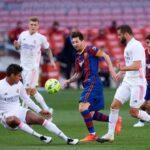 Барселона - Реал 1:3 відео голів та огляд матчу чемпіонату Іспанії