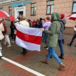 24 жовтня на акціях протесту в Білорусі затримали 16 осіб – правозахисники