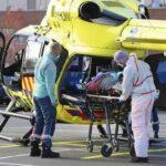 Из-за нехватки мест в больницах Нидерландов пациентов с COVID-19 везут в Германию