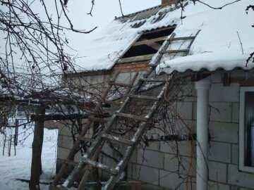 Пошкодженні дах та перекриття: на Волині горів цегляний будинок