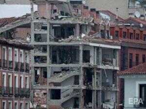 Кількість жертв вибуху в Мадриді зросла до трьох, ще 11 людей постраждали