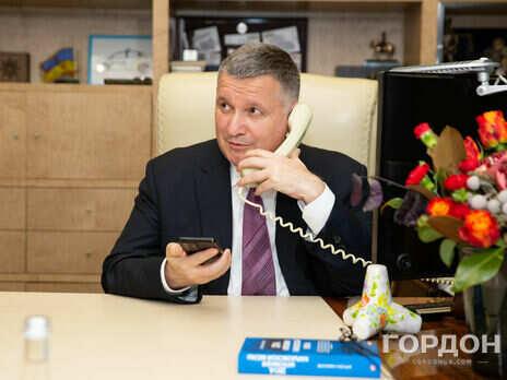 """Аваков: Я зателефонував Фуксу і сказав: """"Де гроші?"""""""