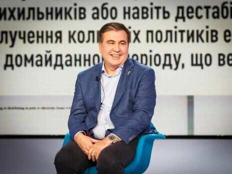 Саакашвілі заявив, що через корупційні схеми Україна щороку втрачає $37 млрд