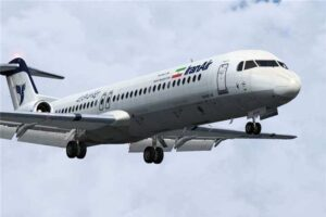 В Ірані затримали чоловіка, який намагався викрасти літак з пасажирам
