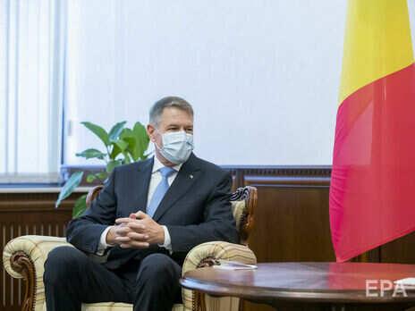 Зеленський запросив президента Румунії взяти участь у саміті Кримської платформи