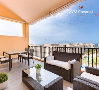 Apartment – Duplex Laderas del Palm Mar, Palm Mar, Arona
