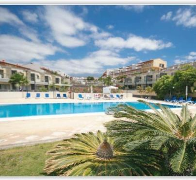 Dom / Willa Sunbay Villas, Amarilla Golf, San Miguel de Abona