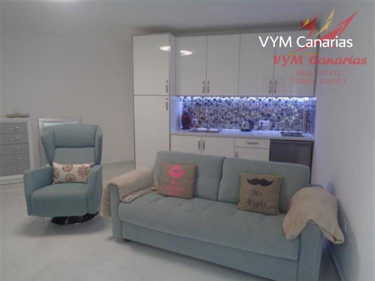 Апартамент — Студия Caledonia Park, Torviscas Alto, Adeje