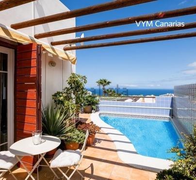 Дом / Вилла Mirador del Sur Villas, San Eugenio Alto – Costa Adeje, Adeje